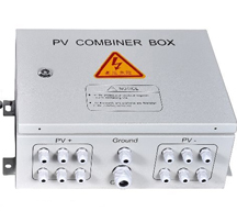 Solar Combiner Boxes